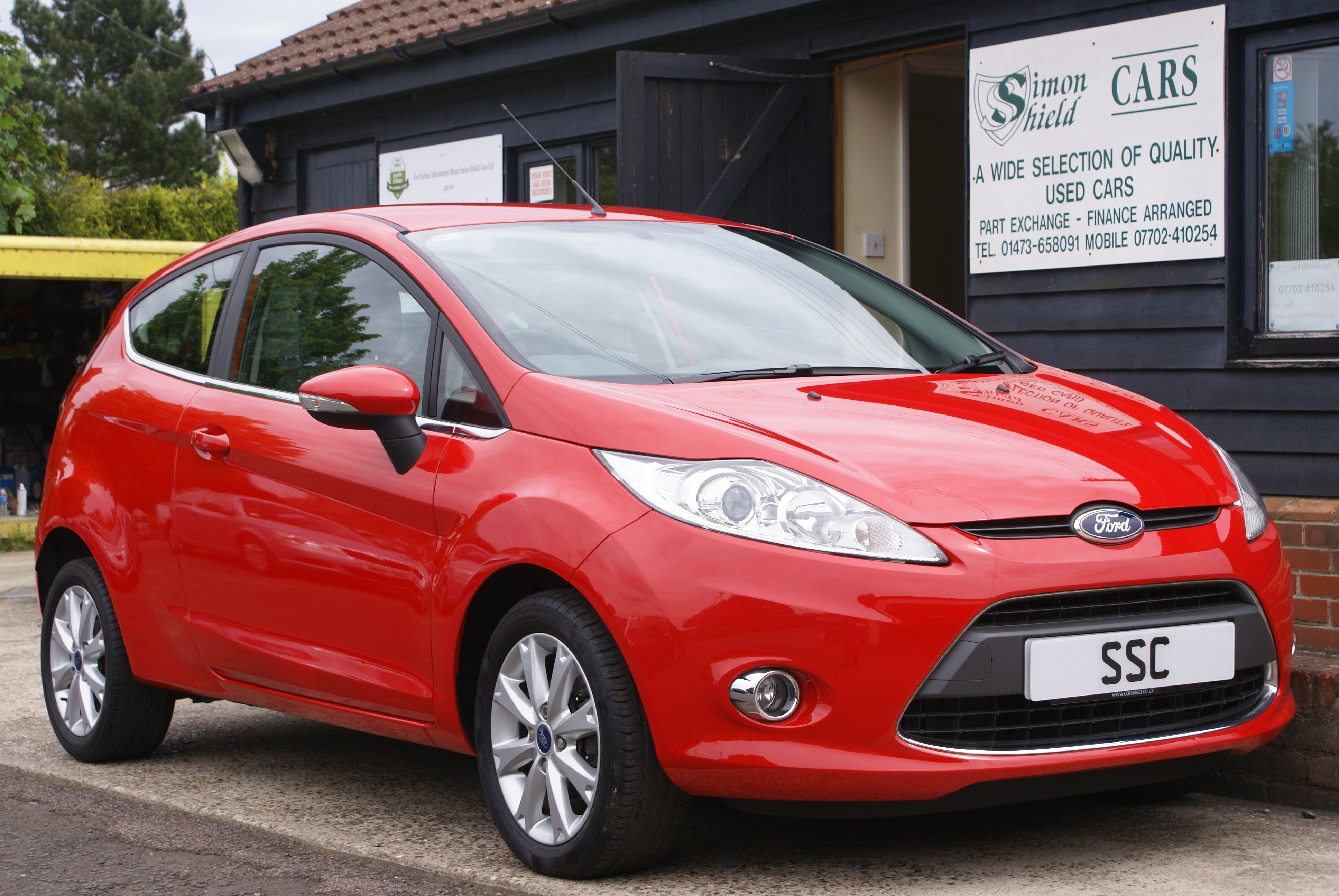 Ford Fiesta is best selling UK car ever