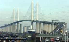 Are you aware of the changes at the Dartford Crossing?