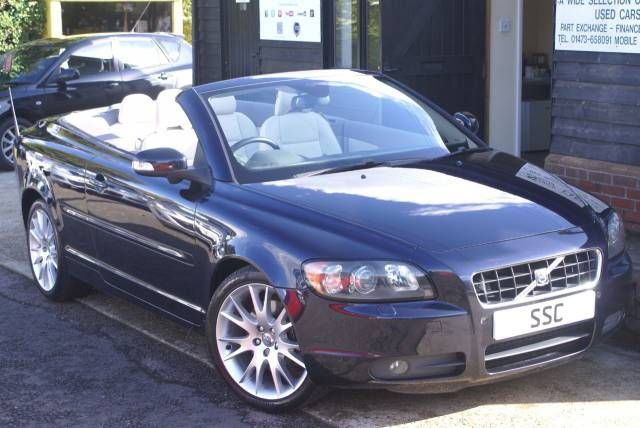 9 convertible must dos in C70 Volvo