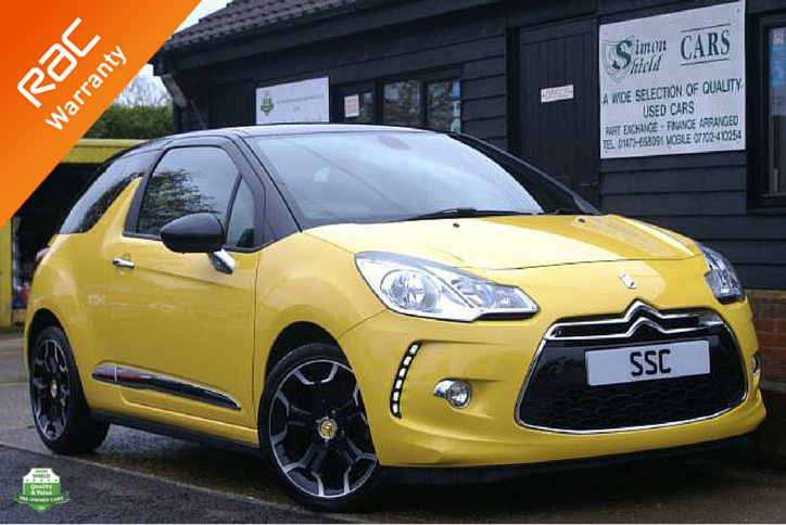 So just who does buy the DS3?