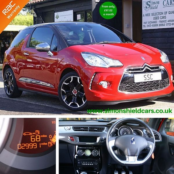 So who does buy a Citroen DS3?