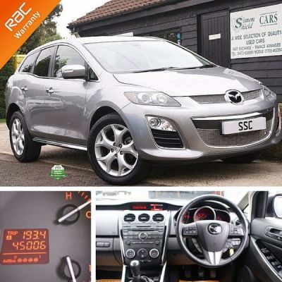 Review of 2011 Mazda CX-7 2.2d Sport Tech