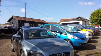 Simon Shield Cars used cars: man arrested Ipswich
